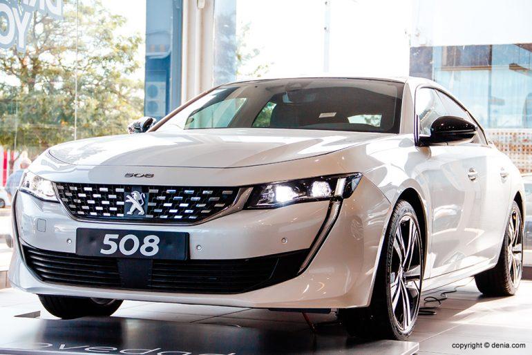 Peugeot 508 - Peumóvil