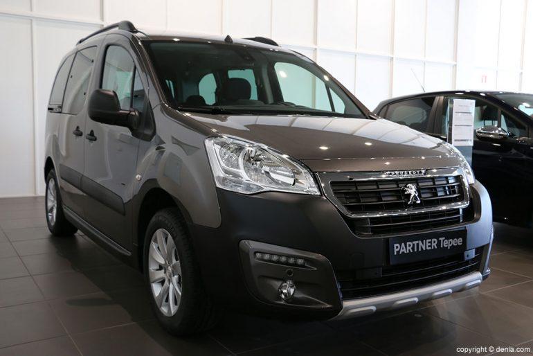 Peugeot Partner Peumovil