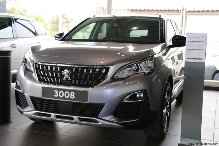 Peumovil 3008 Peugeot