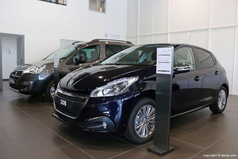 Peumovil vehículos Peugeot