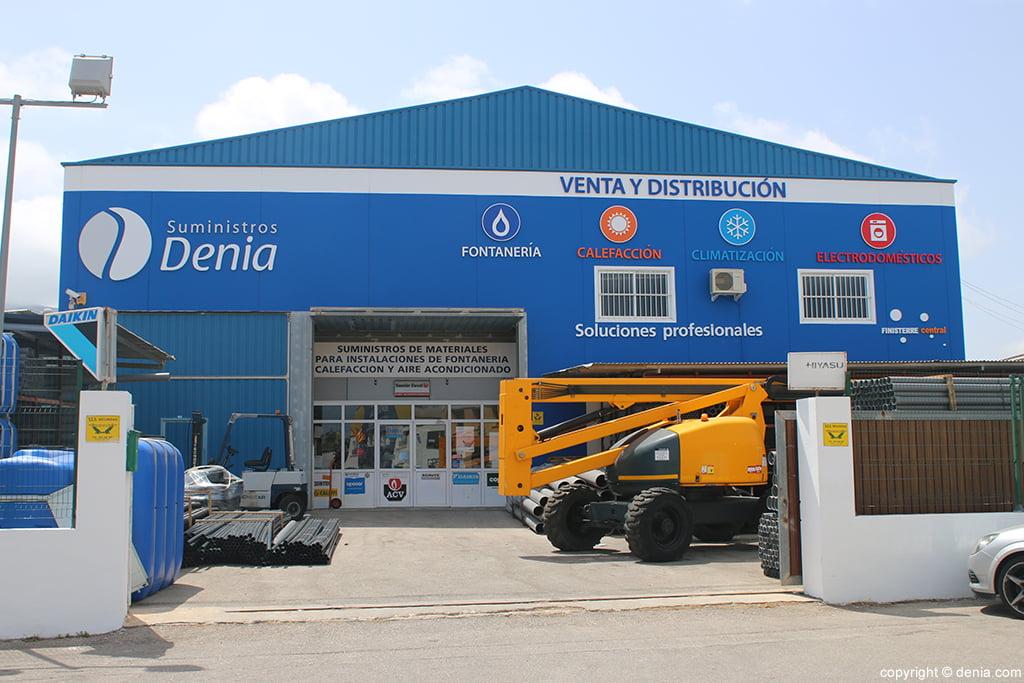 Subministraments Dénia venda i distribució