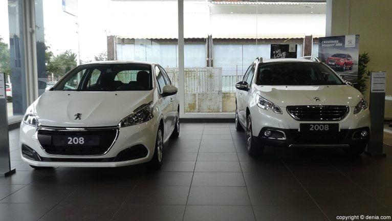 Vehículos Peugeot