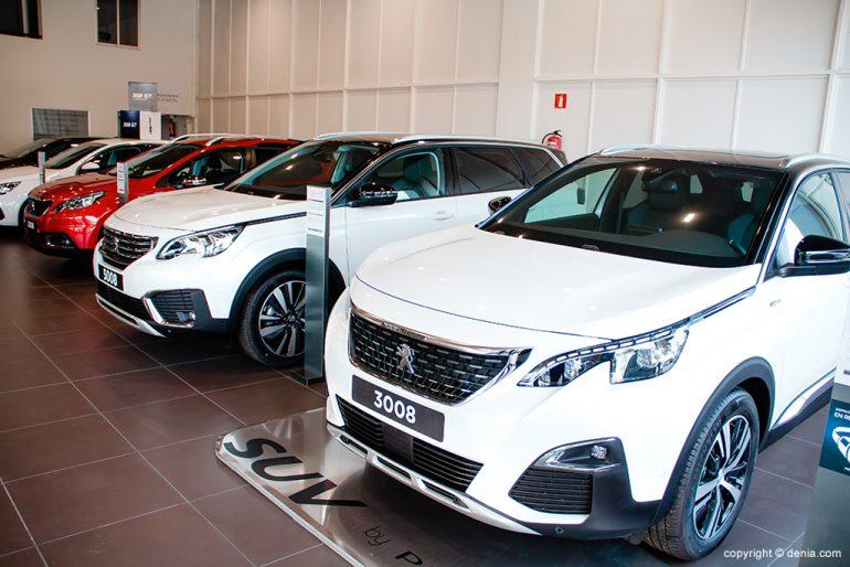 Vehículos Peugeot - Peumóvil