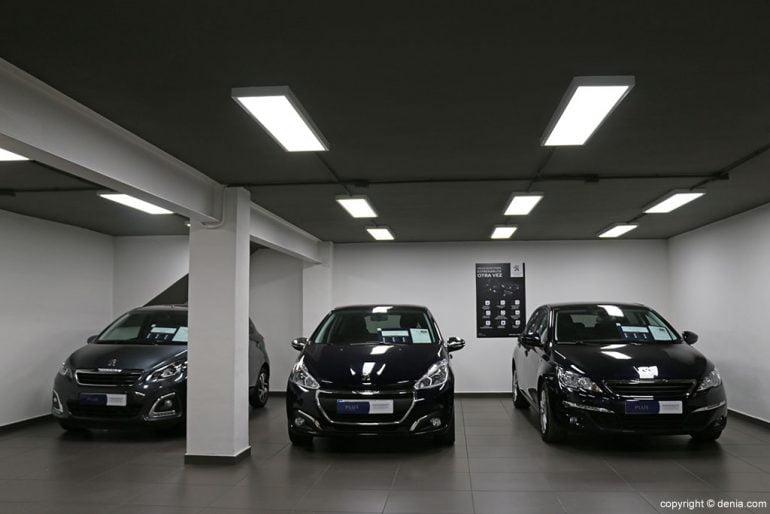Vehículos Peugeot Peumovil
