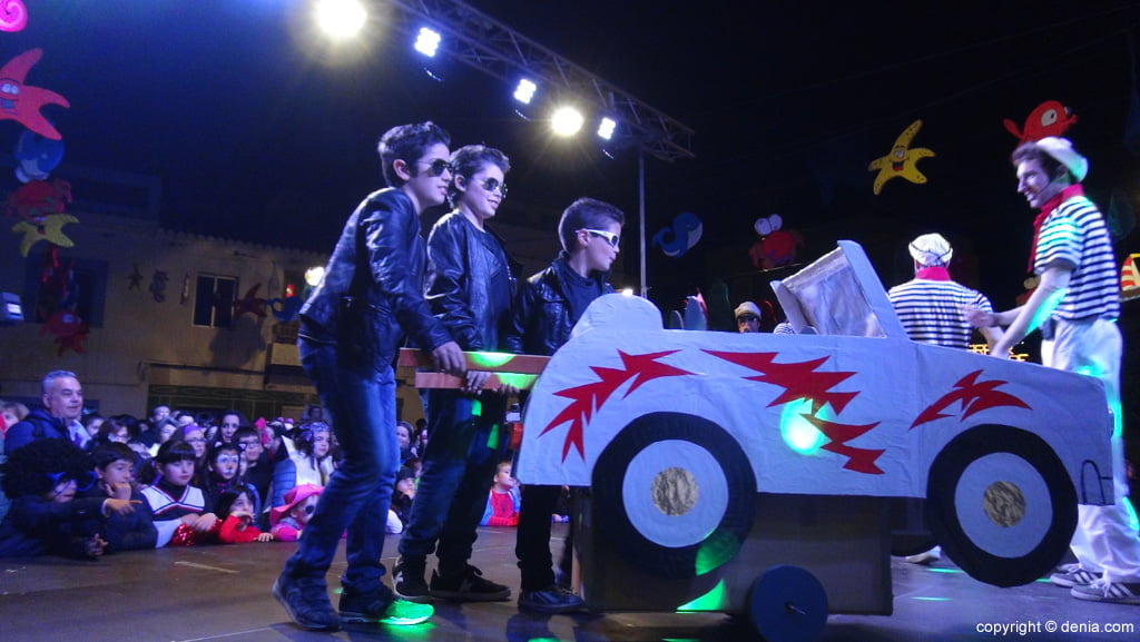 Children's Carnival Dénia 2016 - Participants