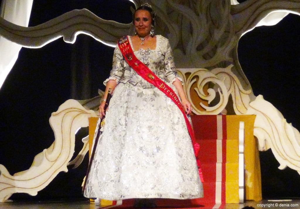 Presentació Darrere de l'Castell 2016 - Ana Ortiz