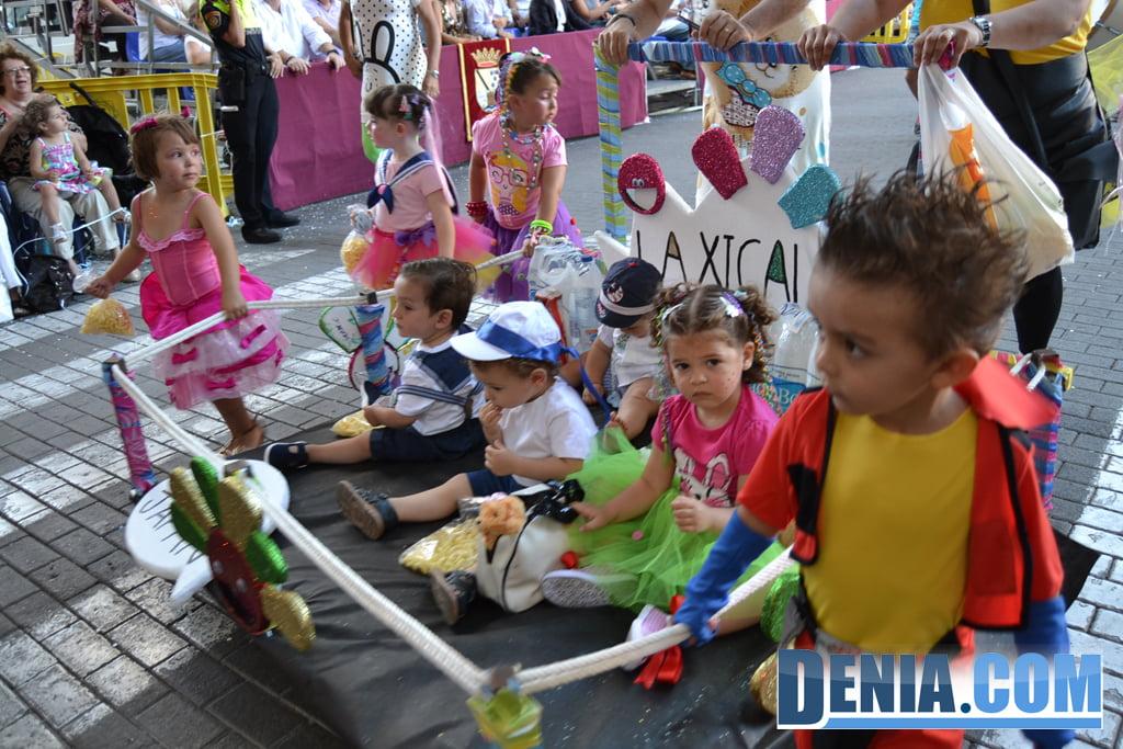 Carrozas de Dénia 2013 – Falla saladar