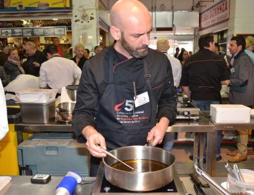 5º concurso internacional de cocina creativa de la gamba roja de ...