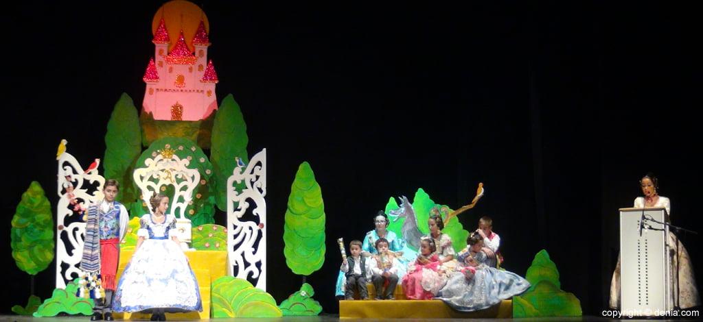 Presentació infantil Darrere del Castell 2016