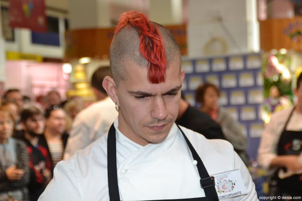 5º Concurso Internacional de Cocina Creativa de la Gamba Roja de Dénia – Concursante