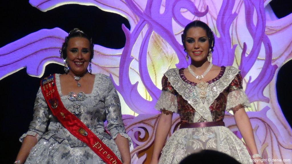 Presentació Darrere de l'Castell 2016 - Ana i Maria