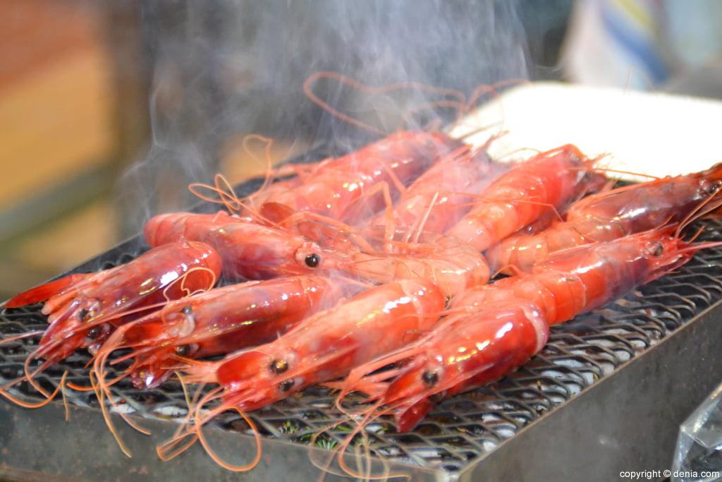 5º Concurso Internacional de Cocina Creativa de la Gamba Roja de Dénia – Gamba roja
