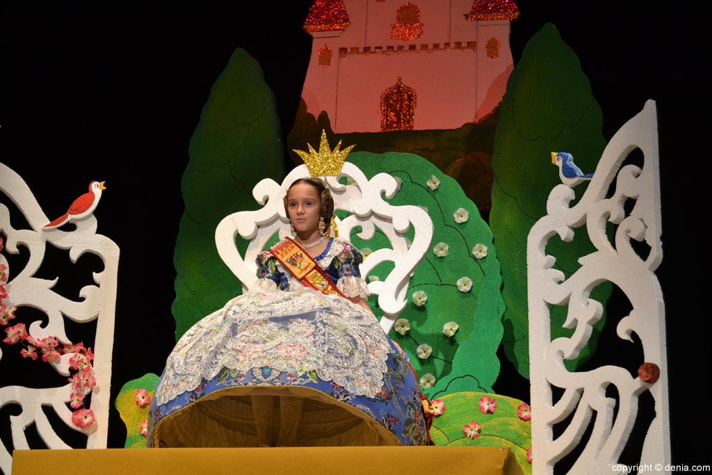 Presentació infantil Darrere de l'Castell 2016 - Àngela Ortiz