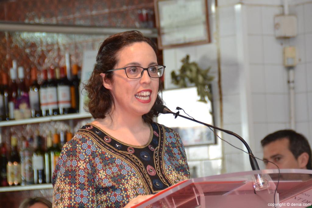 5º Concurso Internacional de Cocina Creativa de la Gamba Roja de Dénia – Celia Marín