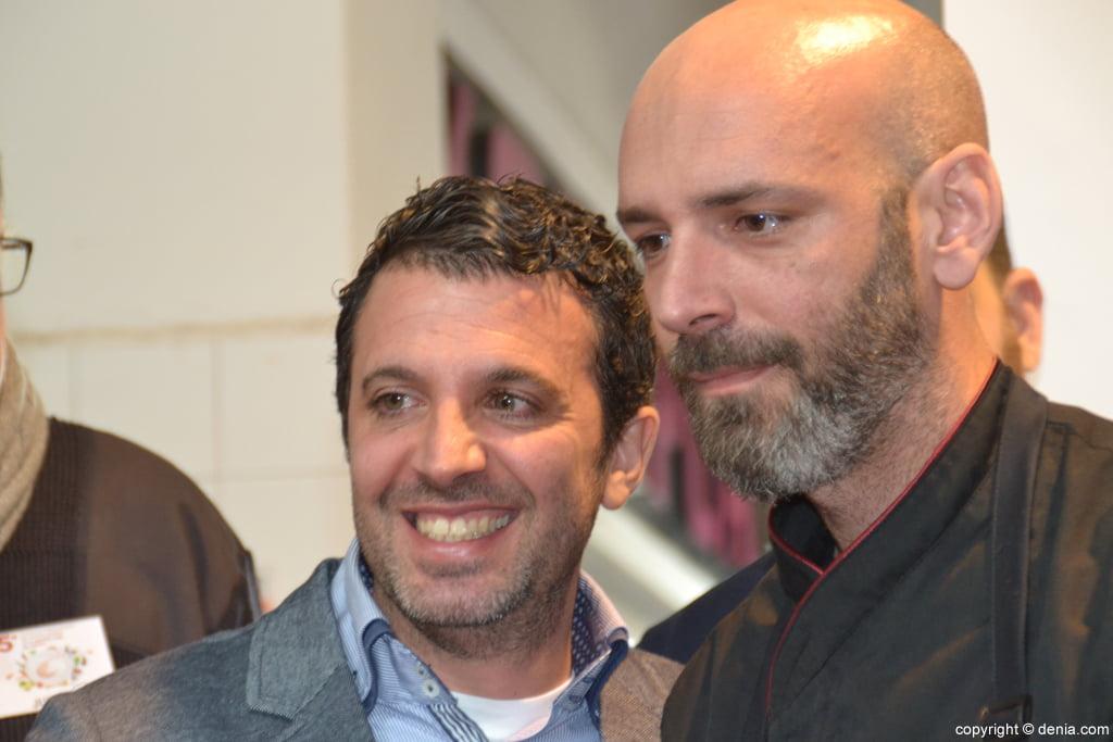 5º Concurso Internacional de Cocina Creativa de la Gamba Roja de Dénia – Rafa Soler y Álvaro Abad