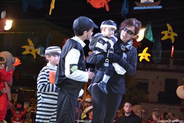 Dénia 2016 Children's Carnival - Parade of Participants