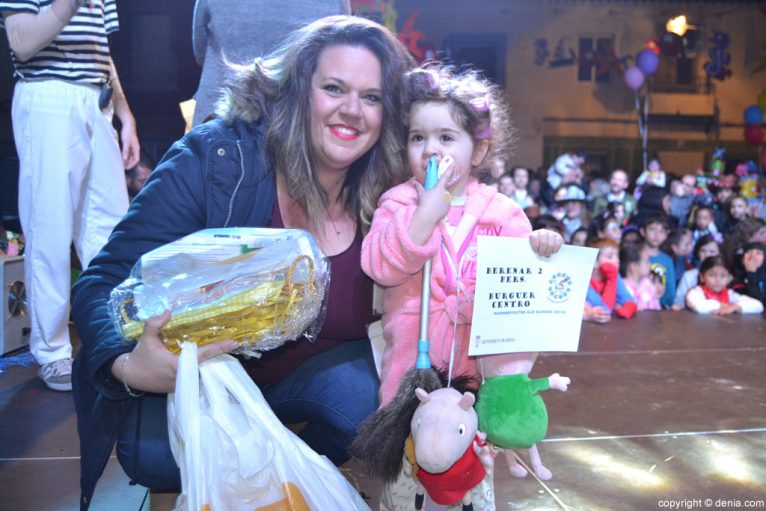 Children's Carnival Dénia 2016 - 2º Mini Category Award
