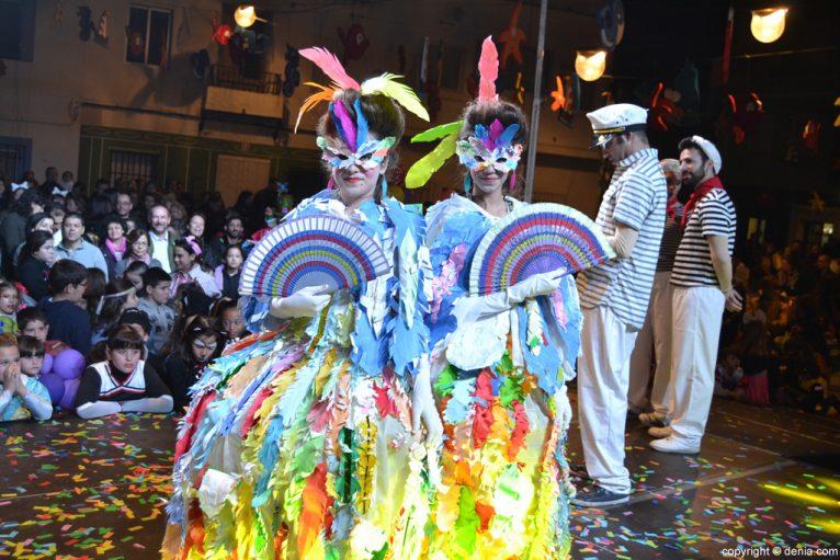 Children's Carnival Dénia 2016 - 1º Duo Category Award