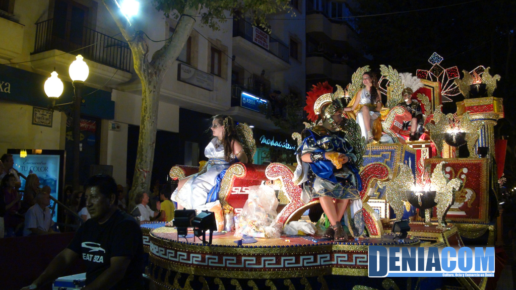 Carrosses de Dénia 2011 - Carrossa Falla Darrere?