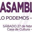 Asamblea Podem Febrero 2016