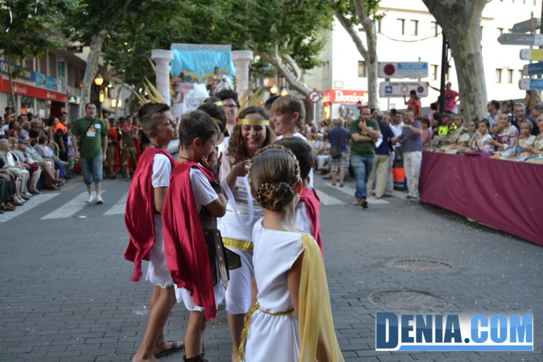 Carrozas de Dénia 2013 - Falla Camp Roig