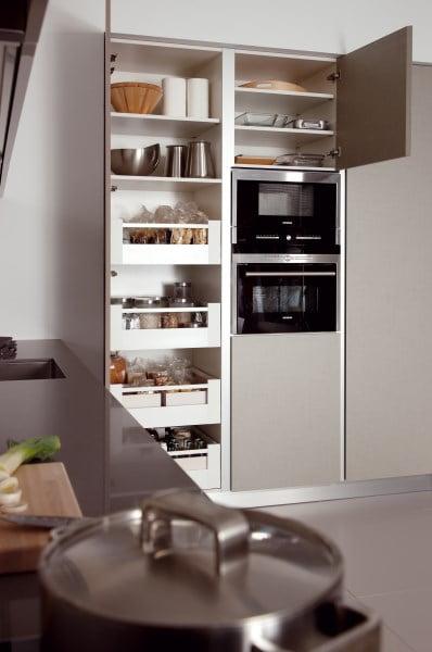 Dica Kitchen cabinets Model Milano 45