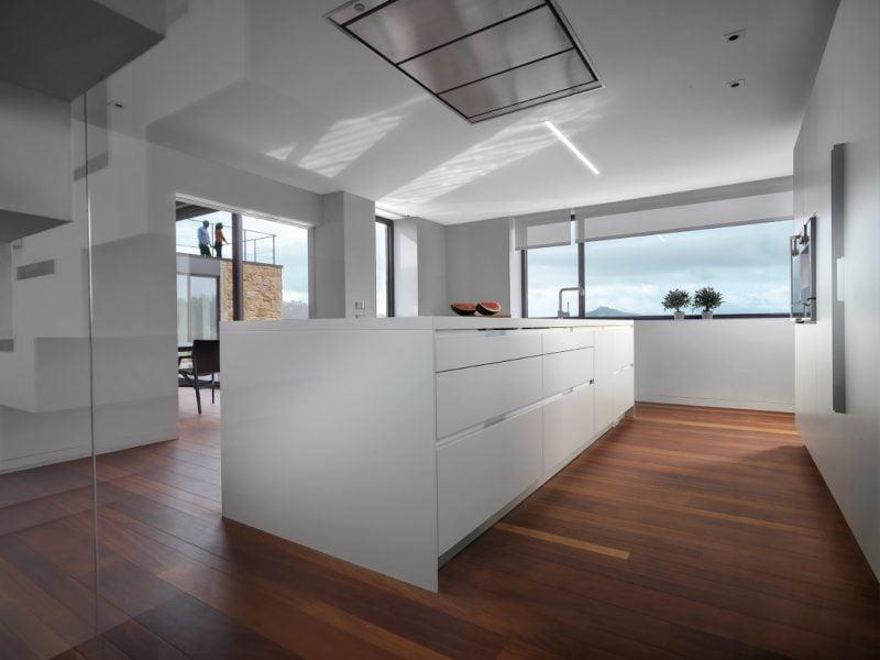 Modern Kitchen carpentry Fusta