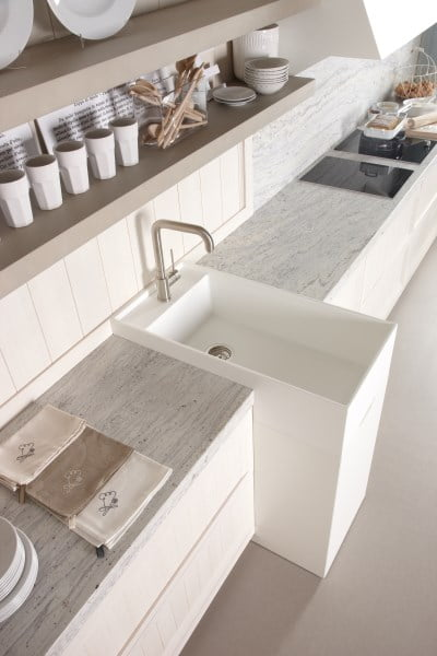 Kitchen model Arkadia sink