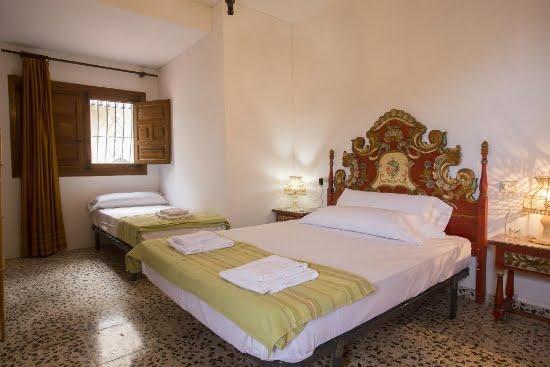 Dormitori de Casa Luna