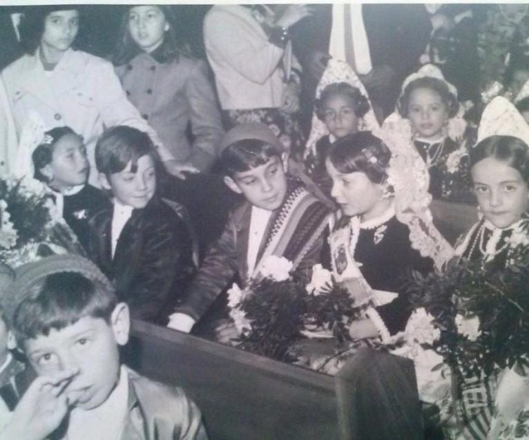 Falla Saladar - Ofrenda 1973