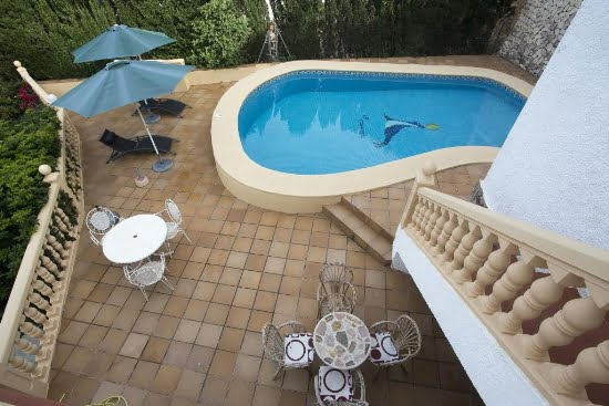 Piscina Casa Luna Quality Rent a Vila