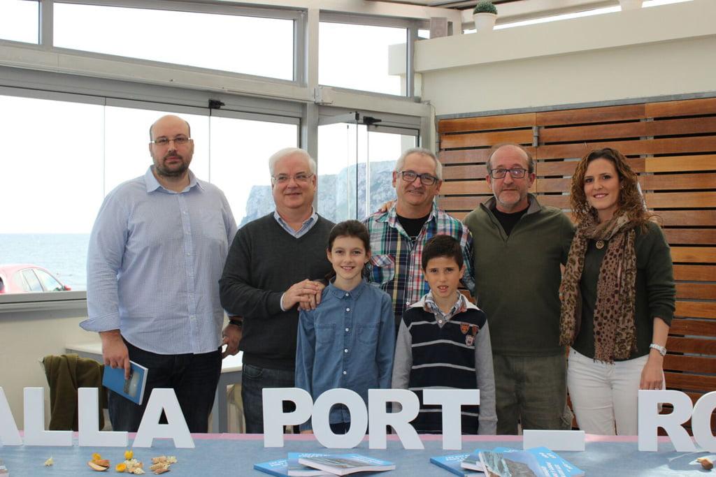 Port Rotes presenta su pergamino 2016