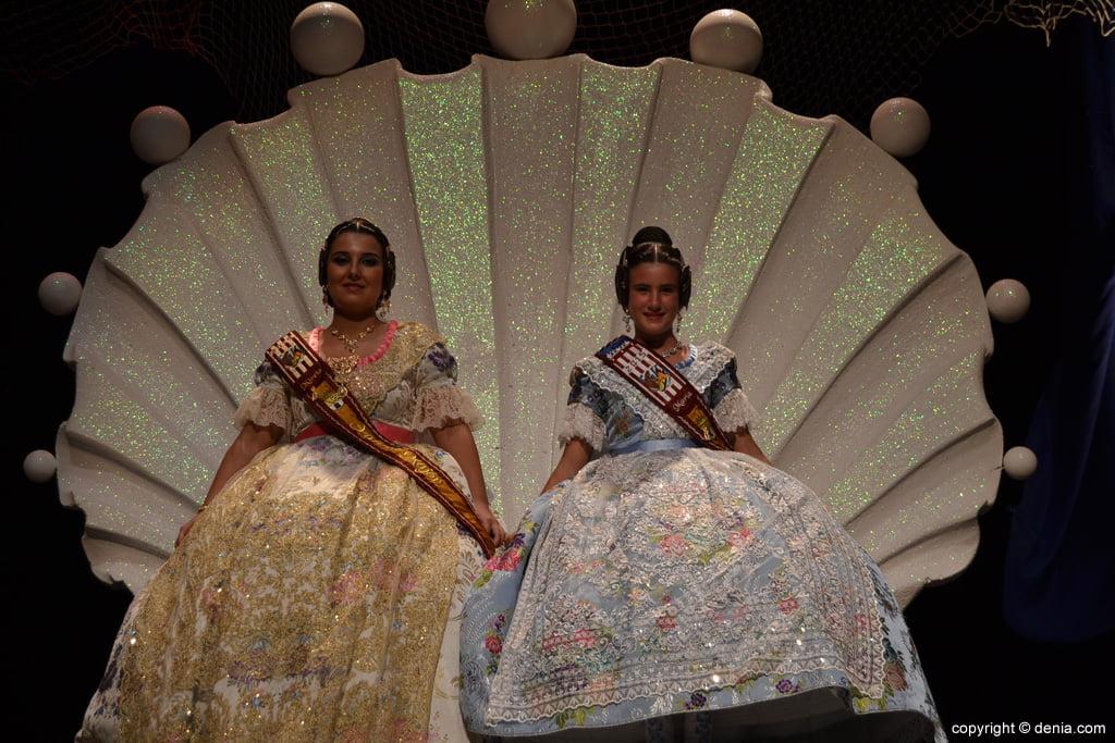 Presentació Darrere de l'Castell - Maria i Mireia