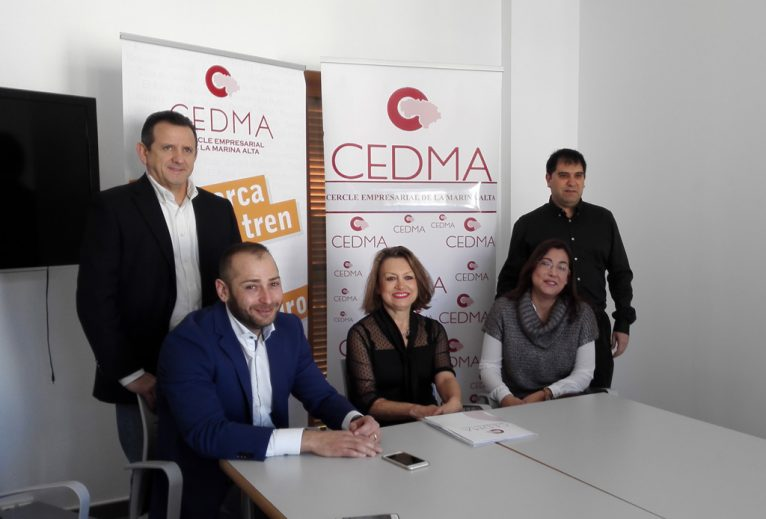 Awards presentation IX CEDMA