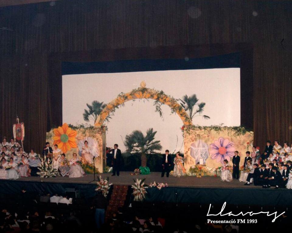 Presentación Saladar 1993