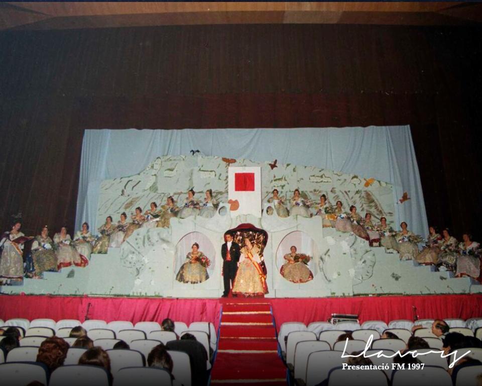 Presentación Saladar 1997