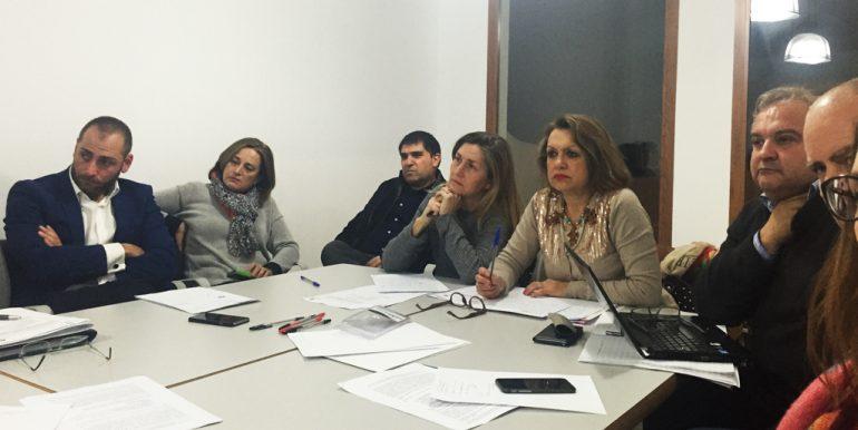 Reunión de CEDMA