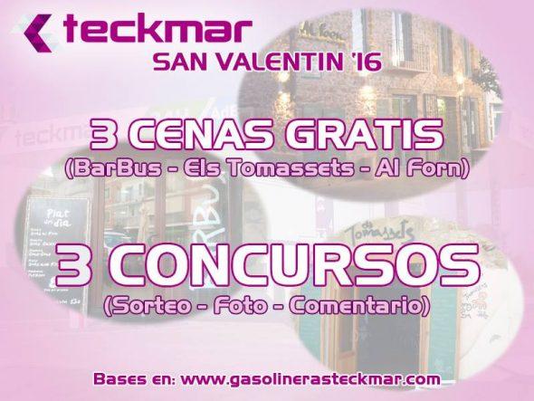 Teckmar Sant Valentí 2016