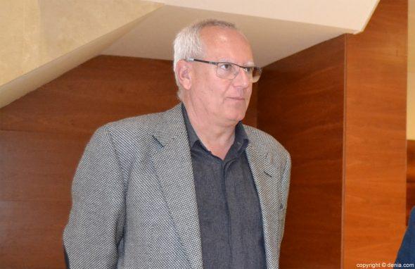 Vicent Grimalt - alcalde de Dénia