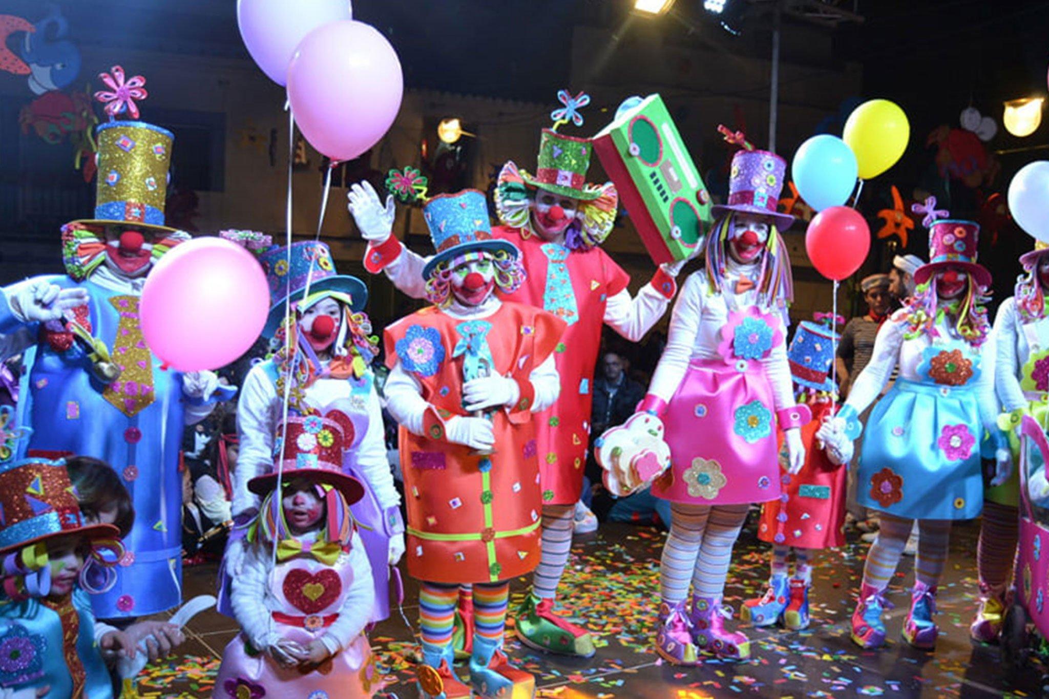 El Carnaval de Dénia