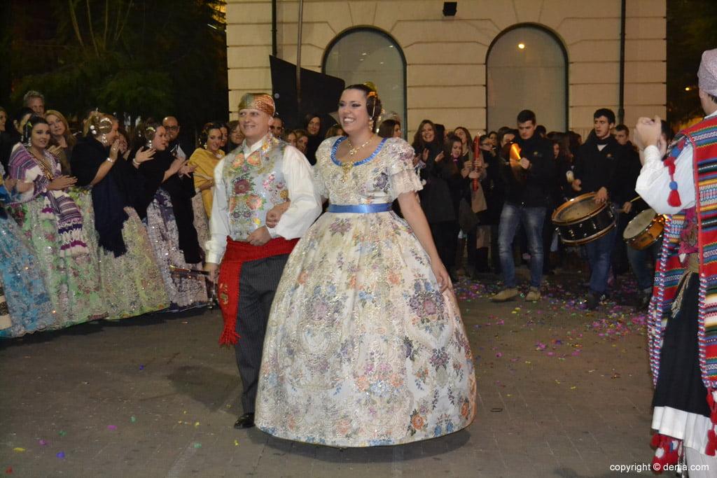 Презентация Paris Pedrera 2015 - прибытие Ирины и Висенте
