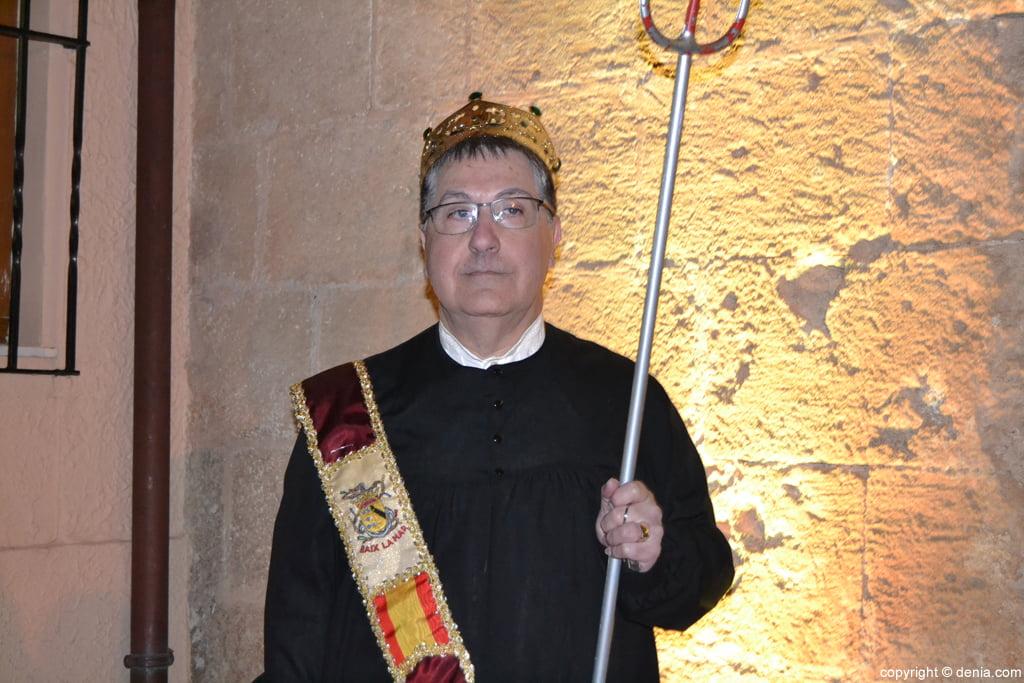 Joan Felip Sala presidente de Baix la Mar 2017