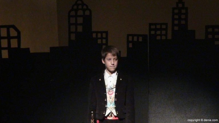 Presentació Infantil Falla Diana 2015 - President
