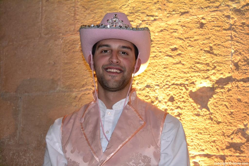 Adrián Valles presidente de Les Roques 2017