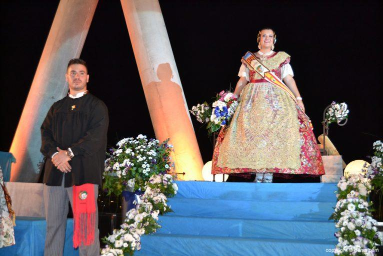 Presentació Falla Centre 2015 - Aida Simó i Ivan Jorrillo