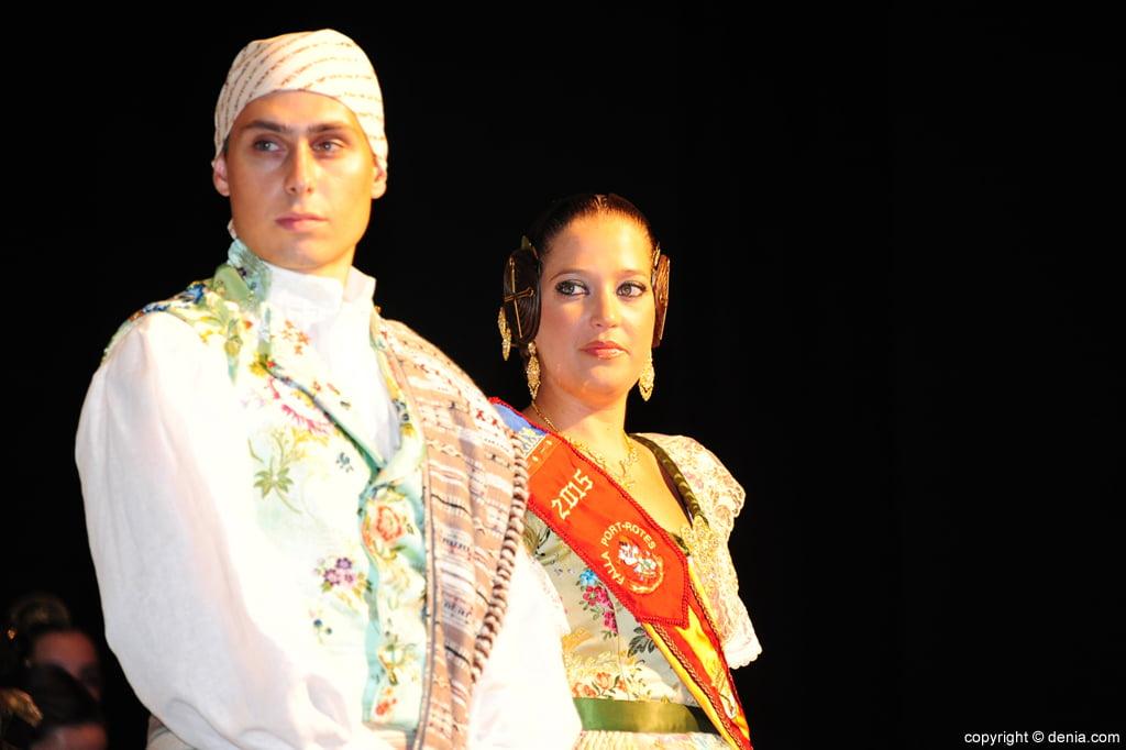 Presentació Port Rotes 2015 - Joan Antoni Sepulcre i Marina Margalejo
