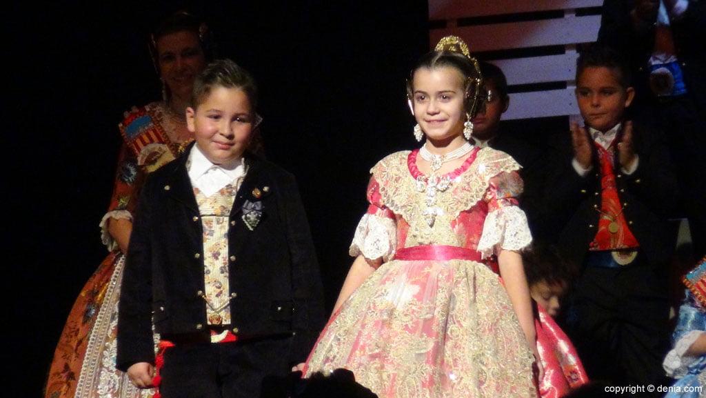 Presentació infantil falla Diana 2016 - Manu i Gisela