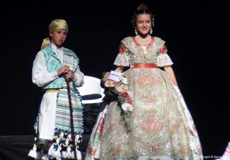 Presentació infantil Port Rotes - Mar i Alejandro