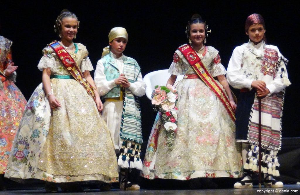 Presentació infantil Port Rotes - Càrrecs 2015