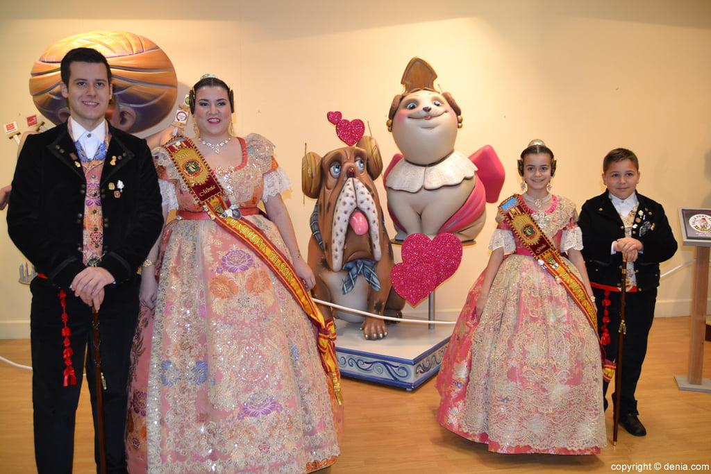Exposició del Ninot 2016 - Ninot Falla Diana